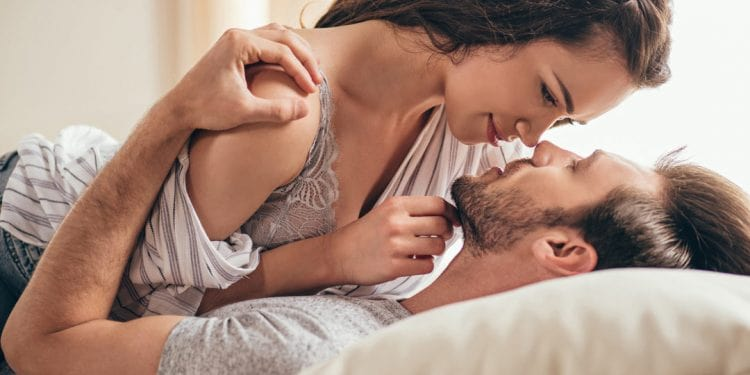 The Incredible Benefits of Kissing You've Never Heard Of Before